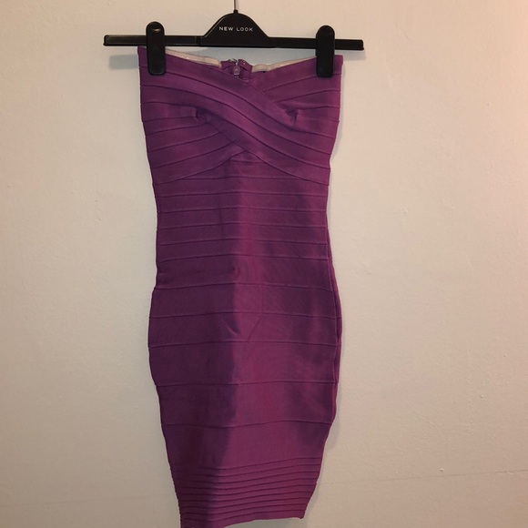 Hot Miami Styles Dresses & Skirts - Herve Leger inspired dress